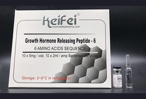 GROWTH HORMONE - RELEASING PEPTIDE-6 GHRP-6